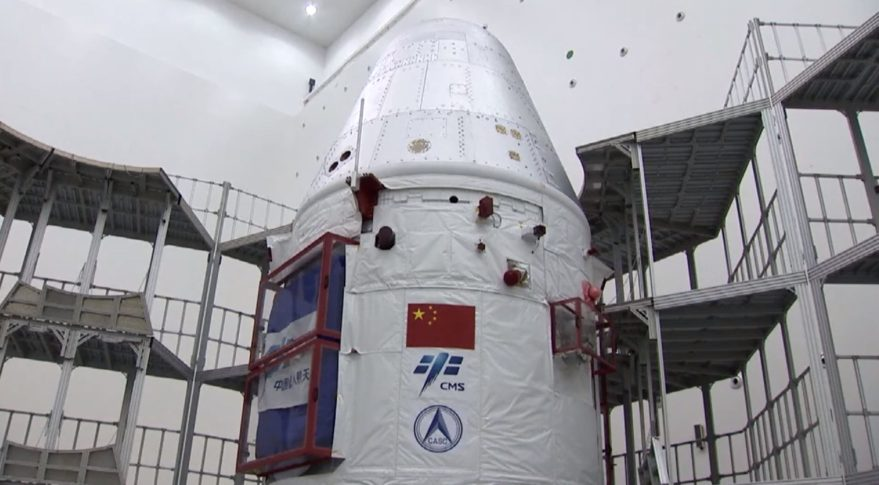 Nowy chiński załogowy statek kosmiczny