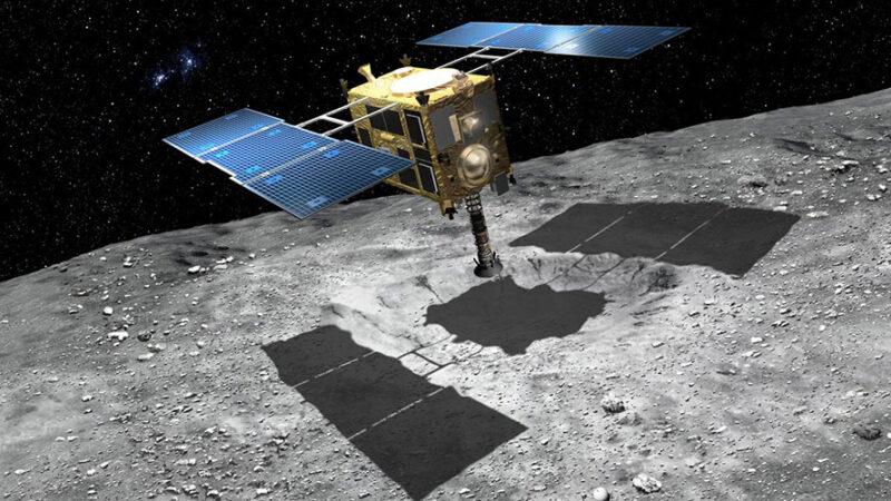 Japońska Hayabusa 2 zbada kolejne planetoidy