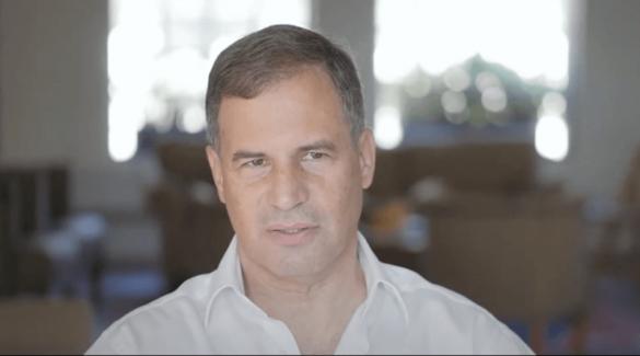 Eytan Stibbe, drugi astronauta z Izraela