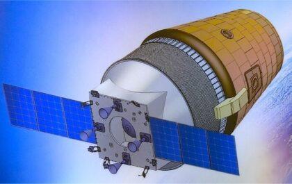Gaganyaan spacecraft render / ISRO