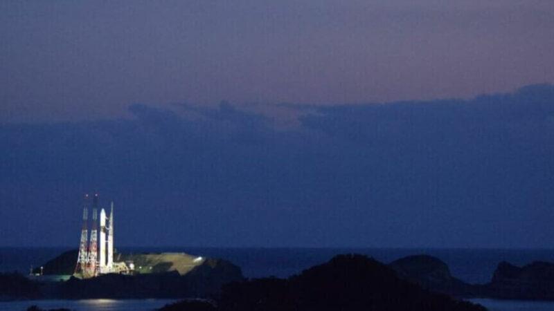 Nowy japoński satelita przekazu danych JDRS-1