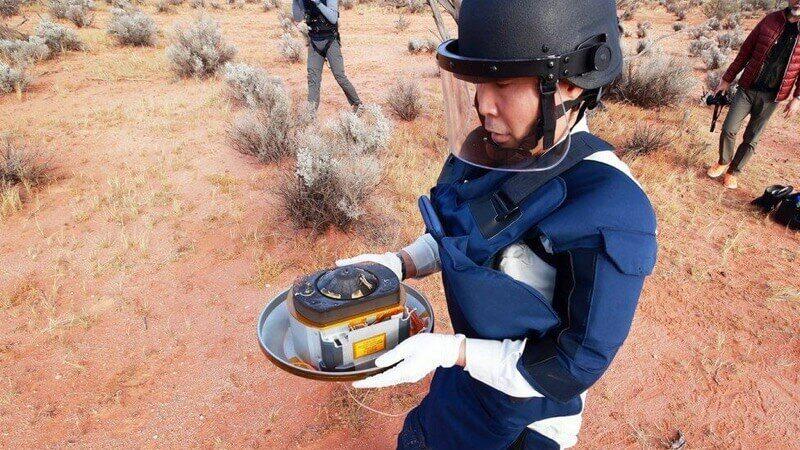 Hayabusa 2 dostarczyła próbki z planetoidy