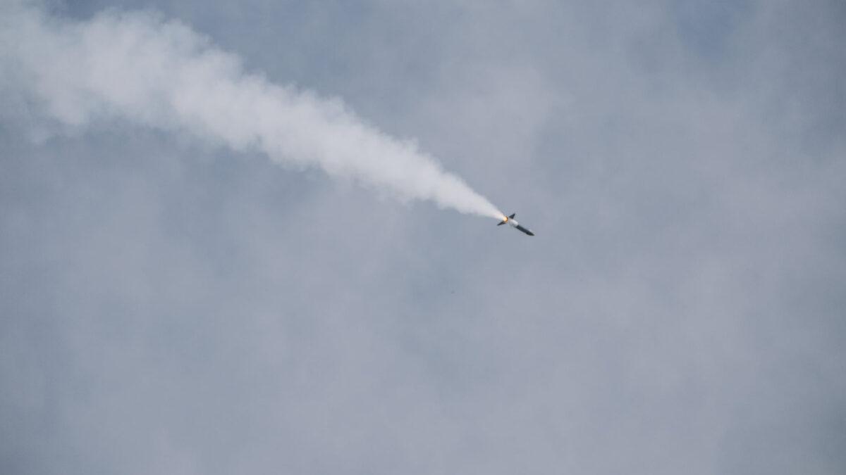 Hybrydowa rakieta LAD wystrzelona przez startup z Singapuru