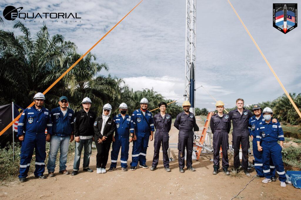 Zespół Equatorial Space Systems