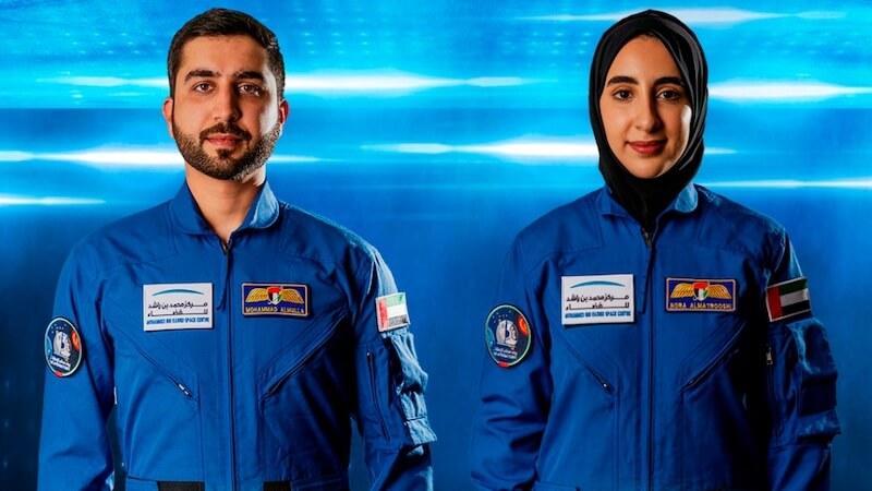 Emiraty zwiększają korpus astronautów