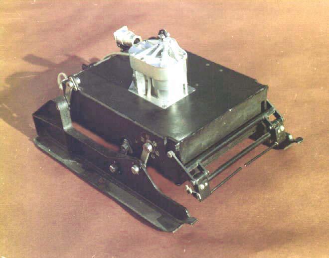 PrOP-M - pierwszy pojazd na Marsie / NASA