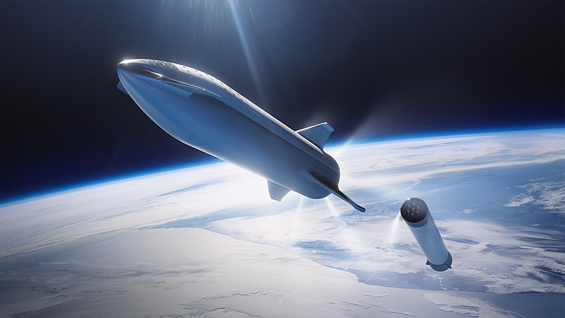 Statek kosmiczny Starship / SpaceX